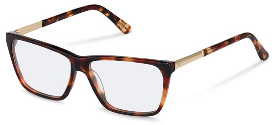 Claudia Schiffer by Rodenstock-Bril-C4014-black, gold