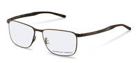 Porsche Design-Bril-P8332-darkbrown