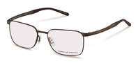 Porsche Design-Bril-P8333-darkbrown