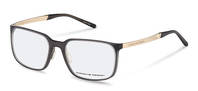 Porsche Design-Bril-P8338-grey/gold