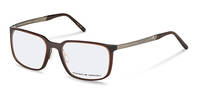 Porsche Design-Bril-P8338-brown