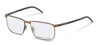 Porsche Design-Bril-P8339-brown