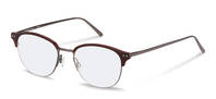 Rodenstock-Bril-R7083-darkgun/darkred