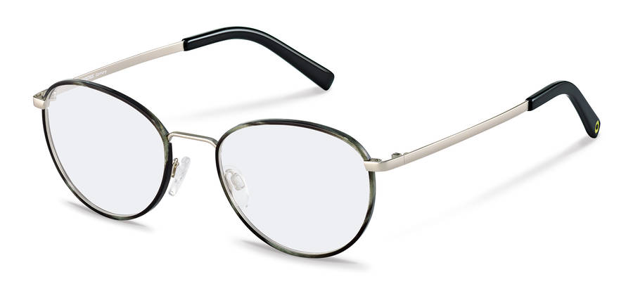 Rodenstock Capsule Collection-Bril-RR217-greystructured/silver