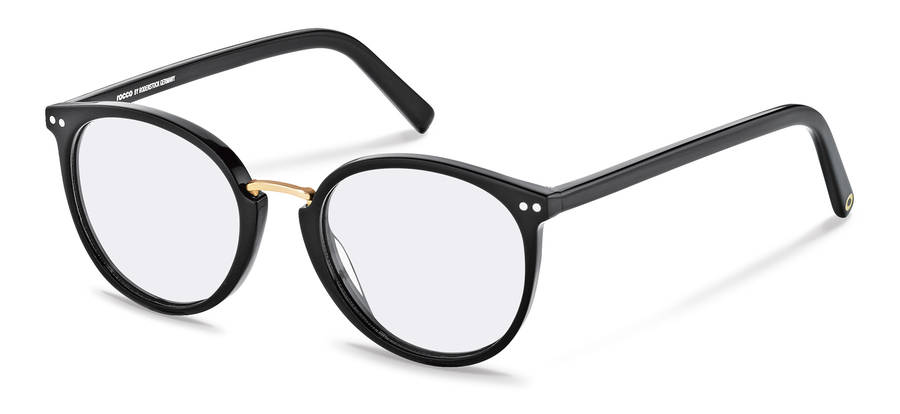 Rodenstock Capsule Collection-Bril-RR454-black/gold