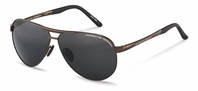 Porsche Design-Zonnebril-P8649-brown