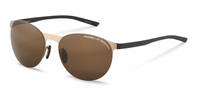 Porsche Design-Zonnebril-P8660-copper