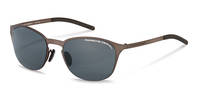 Porsche Design-Zonnebril-P8666-brown