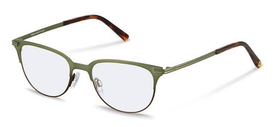 rocco by Rodenstock-Bril-RR204-olive / silver